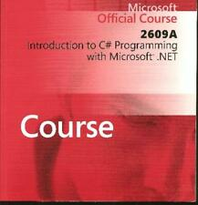 Introduction to C  Programming with Microsoft   NET   Msm2609acppb