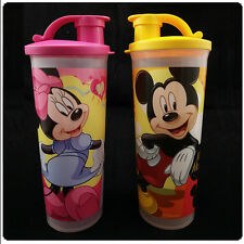 Tupperware Disney Tumbler x 4 units - Limited Edition & Free Shipping
