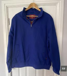 Merc Harrington Jacket Blue Size XXXL New RRP £99