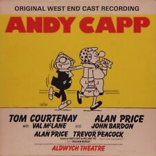 "Reparto Original West End ""Andy Capp 'Reino Unido Banda Sonora Lp"