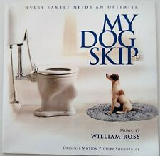 CD  My Dog Skip  soundtrack of the 1999 film  A life story of a dog & his family