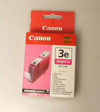 (PRL) CANON 3e MAGENTA BCI-3eM CARTUCCE INCHIOSTRO ORIGINAL INK CARTRIDGE