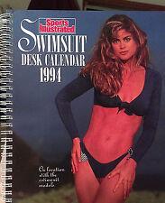 SPORTS ILLUSTRATED, Swimsuit Desk Calendar. 1994 near mint. Kathy Ireland.