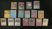 Rare Hidden Fates Pokemon TCG Holo Gx Full Art Card Lot