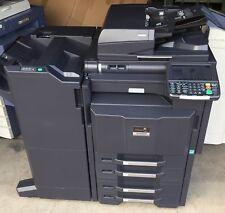 Kyocera TASKalfa 4550ci Farbkopier,Scanner, Drucker, Faxen, Inkl. DF770 Finisher