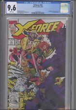 X-Force #14 CGC 9.6 1992 Marvel Comic:  NEW CGC Frame