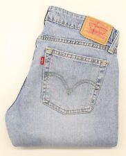 Levis  Womens Blue  Bootcut Stretch Jeans  W30 L34 (28525)