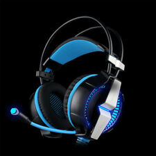 Gaming Headset KOTION EACH G700 3.5mm PC Bass Stereo Headphones PS3 PS4 Xbox HA