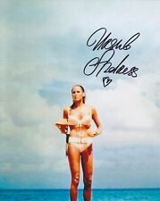 Ursula Andress HAND Signed 8x10 Photo, Autograph, James Bond Honey Ryder (C)