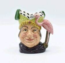 Royal Doulton Ugly Duchess Character Alice Wonderland 1964 Small Toby Jug D6603