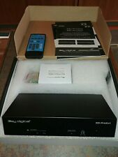 KEY Digital KD-Pro2x1  4K/18G HDMI Switcher, Audio De-embedding of Analog L/R