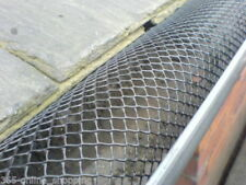 Gutter Guard Mesh No Blocked Leaves Gutters Guttering Rigid Strong Easy to Fit