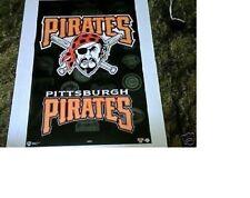 "New listing NO PINHOLES MINT 1997 PITTSBURGH PIRATES ""MLB BASEBALL LOGO"" ESTATE FIND POSTER"