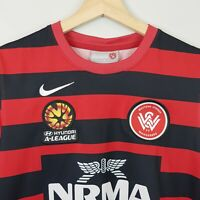 [ NIKE ] Womens Western Sydney FC Wanderers Jersey Top | Size M or AU 12 / US 8