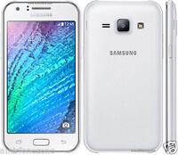 Brand New Samsung Galaxy J1 SM-J100H WHITE Single Sim (Unlocked) Smartphone