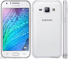 NUEVO Samsung Galaxy J1 sm-j100h Blanco Individual Sim (Libre) Smartphone