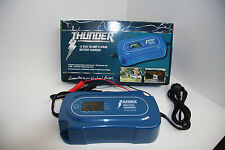 Thunder 12 Volt 30 AMP 8 Stage Battery Charger