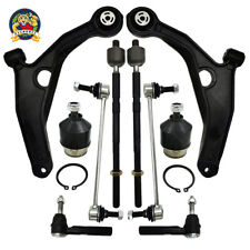 For 2009-2015 Dodge Journey Lower Control Arm Tierod Sway Bar Ball Joint Kit