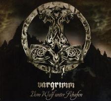Vargrimm - Vom Wolf unter Schafen CD, Varg,Riger,Obscurity,Equilibrium