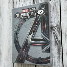 MARVEL STUDIOS CINEMATIC UNIVERSE 23-MOVIE COLLECTION 12-Disc DVD US Seller