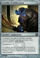 MTG Magic :Playset (4x) Lentille d'infiltration Cicatrices de Mirrodin(Scars) VF