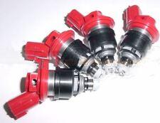 4 x 1000cc Side Feed Fuel Injectors NISSAN Silvia 180sx SR20 S13 S14 S15 200sx