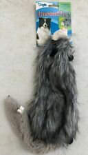 Stuffing Free Dog Toys - Badger, Red Fox, Opossum, Goose - Unstuffies Grriggles