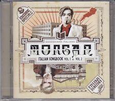 2 CD ♫ Audio Box Set MORGAN • ITALIAN SONGBOOK VOL. 1 & VOL. 2 nuovo sigillato
