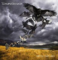 David Gilmour - Rattle That Lock Deluxe CD/Blu Ray Boxset Sent Sameday*