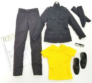Tonner Andy Mills No Fare Outfit Limited Edition for Pure Imagination with COA