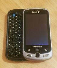 Samsung Moment SPH-M900 Android Sprint 3G 2GB Cell Phone