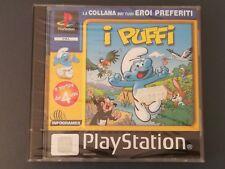 I Puffi - PS1 gioco nuovo sigillato