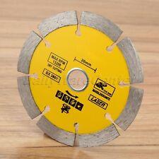 Diamond Angle Grinder Cutting Disc Grinding Stone Wheel Brick Concrete Dry & Wet