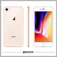APPLE IPHONE 8 64GB GOLD ( OHNE VERTRAG ) TOP HANDY SMARTPHONE - WIE NEU !
