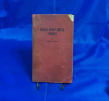Indian Story Circle Stories by Chief Tahan (1928, Soft Cover, 1st Ed) Signed