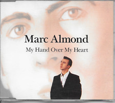 MARC ALMOND - My hand over my heart CD SINGLE 4TR Synth-Pop 1991 Europe