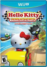 Hello Kitty: Kruisers [Nintendo Wii U, NTSC, Sanrio Kart Racing Fun, All Ages]