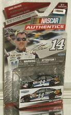 2015 TONY STEWART #14 MOBIL 1  NASCAR AUTHENTICS 1/64 CAR HARD DRIVERS