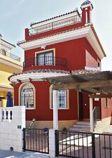 Holiday Villa Spain 3 Bedroom Detached Villa Sleeps 6, pool, nr beaches