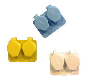 Apex Lens Mate Contact Lens Cleaning Cases (Pack of 3)