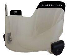 Authentic Elitetek Football Visor MIRROR Tint Universal Fit or Your Money Back