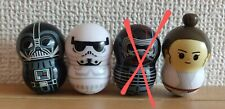 AIRMAIL TO USA OK AGAIN Coo'nut Star Wars Princess Leia Darth Vader Stormtrooper