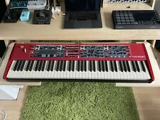 NORD STAGE 2 HA76 PIANO WITH CASE AND PEDALS