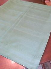 Green Polyester Table Cloth 60 X 108