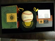 Ted Williams Boston Red Sox Autographed AL Baseball Upper Deck Authenticated