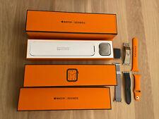 Apple Watch Series 4 Hermès 44mm Edelstahlgehäuse *TOP* und Milanaise Armband