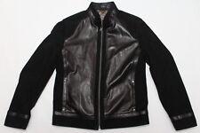 Zilli Men's leather jacket size XL