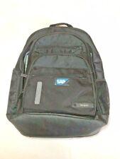 """TARGUS Revolution Safeport SAP Laptop Backpack 16"""" Black Pack Carryon Excellent"""