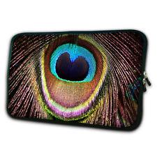 "Peacock Sleeve Soft Case Pouch For 7"" iPad Mini/Air 2 Microsoft Surface mini HP"