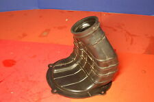 1989 Yamaha YZ250 AIR CLEANER FILTER boot hose duct